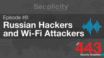 Russian Hackers and Wi-Fi Attackers