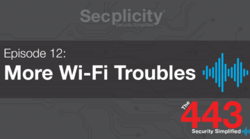More Wi-Fi Troubles
