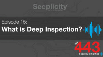 What is Deep Inspection?